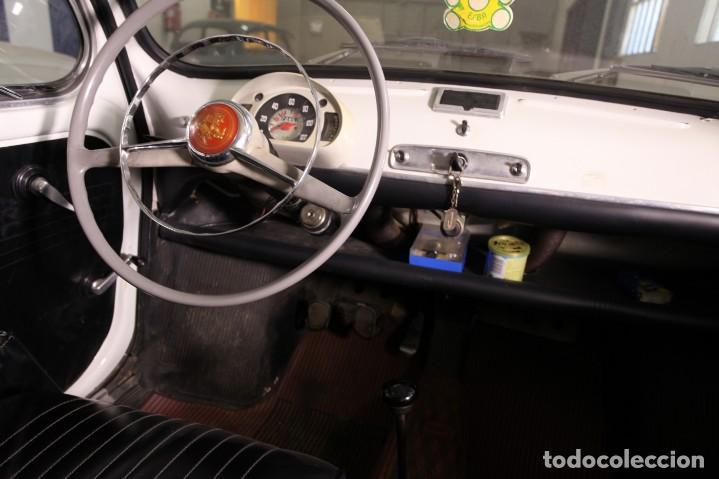 Coches: IMPECABLE SEAT 600 E DE 1972. RESTAURADO POR PROFESIONALES ,LEER MÁS ... - Foto 16 - 131488070