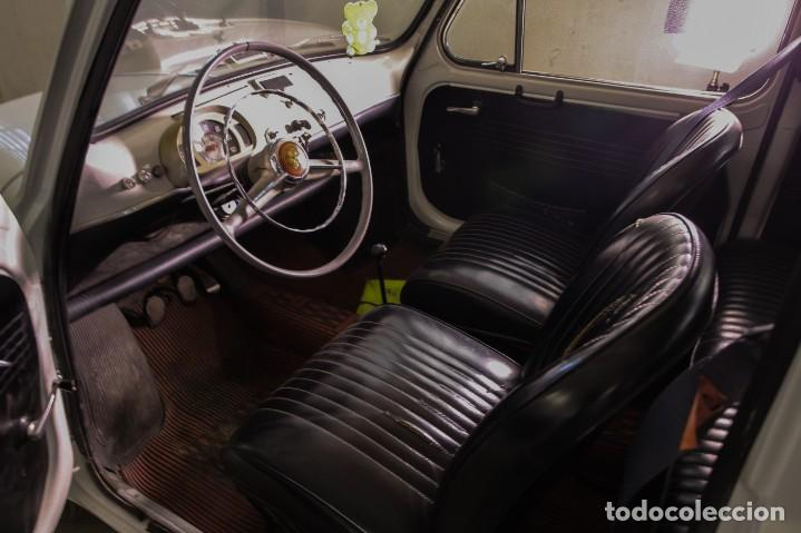 Coches: IMPECABLE SEAT 600 E DE 1972. RESTAURADO POR PROFESIONALES ,LEER MÁS ... - Foto 17 - 131488070