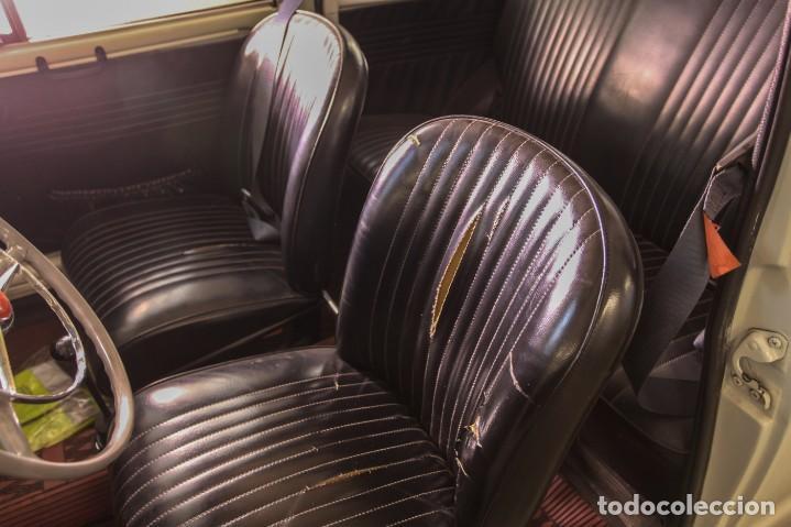 Coches: IMPECABLE SEAT 600 E DE 1972. RESTAURADO POR PROFESIONALES ,LEER MÁS ... - Foto 18 - 131488070