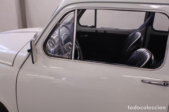 Coches: IMPECABLE SEAT 600 E DE 1972. RESTAURADO POR PROFESIONALES ,LEER MÁS ... - Foto 19 - 131488070