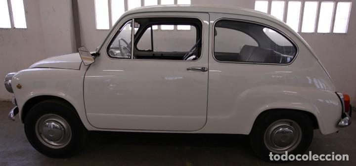 Coches: IMPECABLE SEAT 600 E DE 1972. RESTAURADO POR PROFESIONALES ,LEER MÁS ... - Foto 21 - 131488070