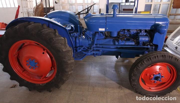 Coches: EXTRAORDINARIO TRACTOR FORDSON DEXTA DE 1978, MOTOR DE GASOLEO. LEER MAS... - Foto 2 - 131488498