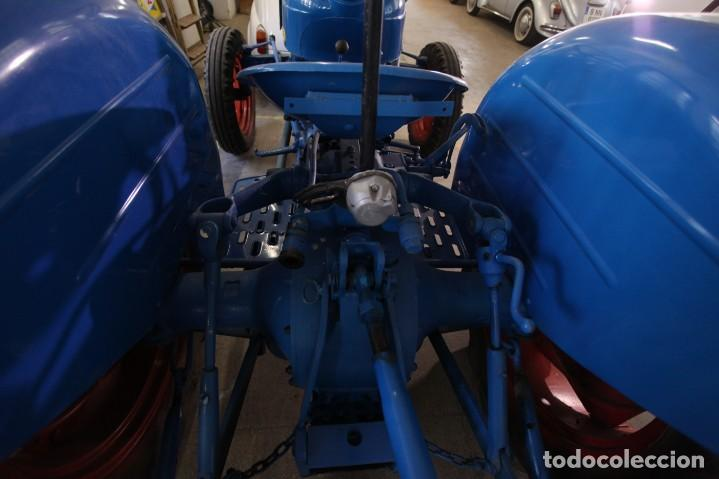 Coches: EXTRAORDINARIO TRACTOR FORDSON DEXTA DE 1978, MOTOR DE GASOLEO. LEER MAS... - Foto 8 - 131488498