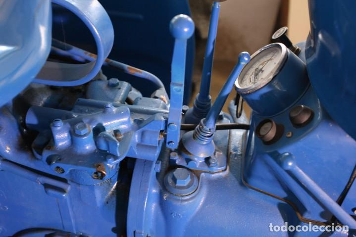 Coches: EXTRAORDINARIO TRACTOR FORDSON DEXTA DE 1978, MOTOR DE GASOLEO. LEER MAS... - Foto 17 - 131488498