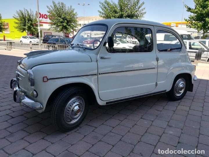 Coches: Precioso Seat 600 mirabragas - Foto 3 - 132529182