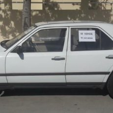 Coches: MERCEDES 200. Lote 136498118