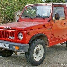 Coches: SUZUKI SJ410 DE 1984 79000 KM. ITV AL DIA.. Lote 138653098