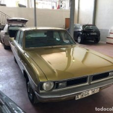 Coches: DODGE DART CUSTOM 3.700. Lote 140115330