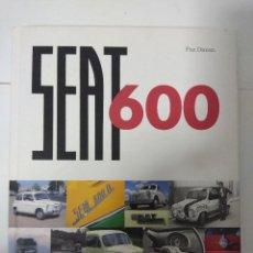 Coches: LIBRO/SEAT 600/NUEVO¡¡¡¡¡¡¡¡¡. Lote 142719418