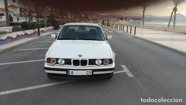 Coches: BMW serie 5, 518i, de 1993, motor gasolina 1800 cc - Foto 2 - 144956530