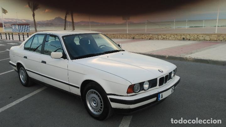 Coches: BMW serie 5, 518i, de 1993, motor gasolina 1800 cc - Foto 3 - 144956530