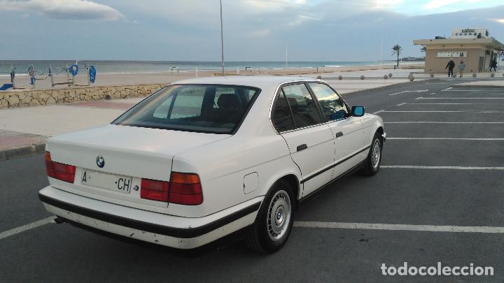 Coches: BMW serie 5, 518i, de 1993, motor gasolina 1800 cc - Foto 4 - 144956530