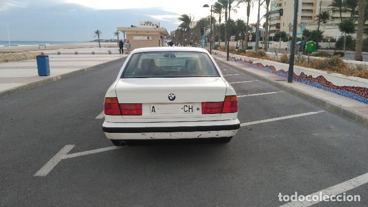 Coches: BMW serie 5, 518i, de 1993, motor gasolina 1800 cc - Foto 5 - 144956530