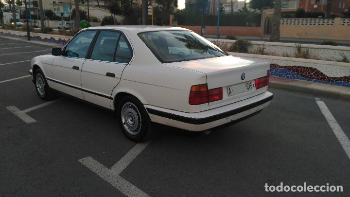 Coches: BMW serie 5, 518i, de 1993, motor gasolina 1800 cc - Foto 6 - 144956530