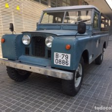 Coches: LAND ROVER PICK UP. Lote 145202397