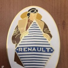 Coches: INSIGNIA AUTOMOVIL RENAULT. Lote 147614662