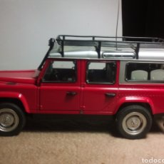 Coches: LAND ROVER DEFENDER LARGO RC. Lote 150151189