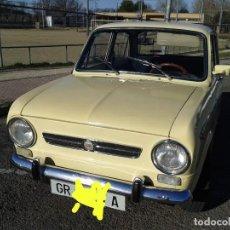 Coches: SEAT 850 ESPECIAL,JULIO DEL AÑO 1972,MOTOR HECHO.. Lote 151105654