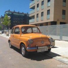 Coches: SEAT 600 E. Lote 152920602