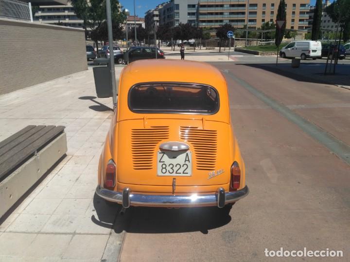 Coches: Seat 600 E - Foto 7 - 152920602