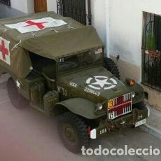 Coches: DODGE W51 DE 1944 EN PERFECTO ESTADO. Lote 153608114