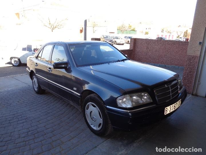 Coches: mercedes 180 C impecable gasolina - Foto 1 - 154167442