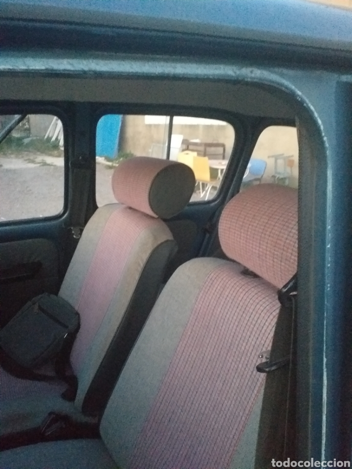 Coches: Renault 4 tl, todo original, solo 49000 kilómetros, año 1987 - Foto 7 - 155031061