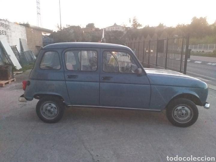 Coches: Renault 4 tl, todo original, solo 49000 kilómetros, año 1987 - Foto 9 - 155031061