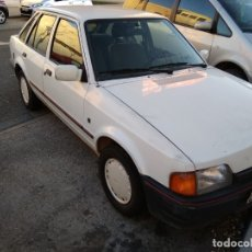 Coches: FORD ESCORT 1.3- 1990. Lote 154335866