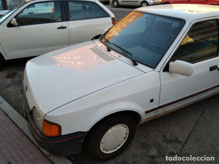 Coches: Ford Escort 1.3- 1990 - Foto 3 - 154335866