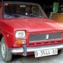 Coches: COCHE CLASICO SEAT 127 PRIMERA SERIE AÑO 1974. Lote 158404518