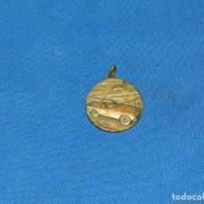 Coches - (M) MEDALLA QUO VA DIS 1964 SAN FELIU DEL RECO , MEDALLA DE COBRE EN RELIEVE, SEÑALES DE USO - 160338302