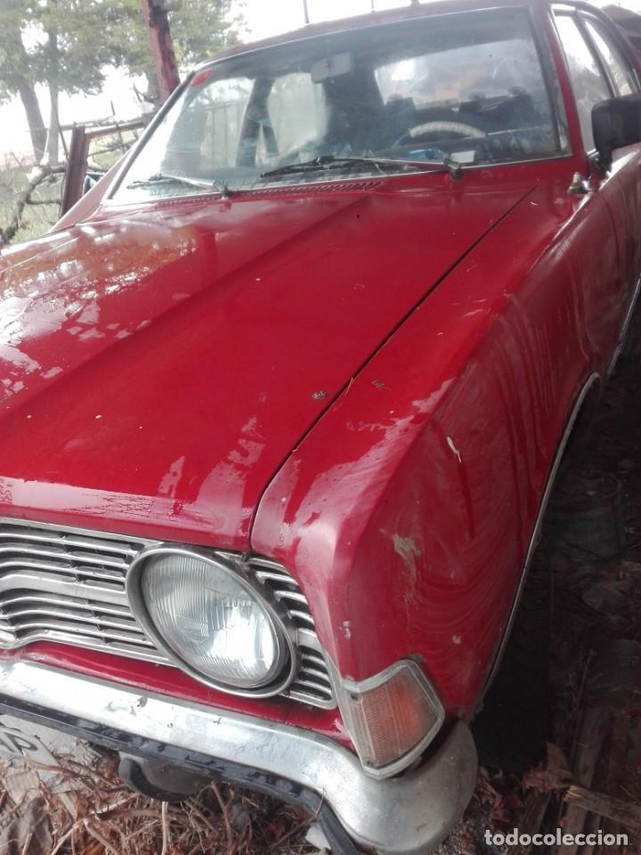Coches: Automóvil Ford cortina 1300 matriculado año 1971 - Foto 2 - 191489941