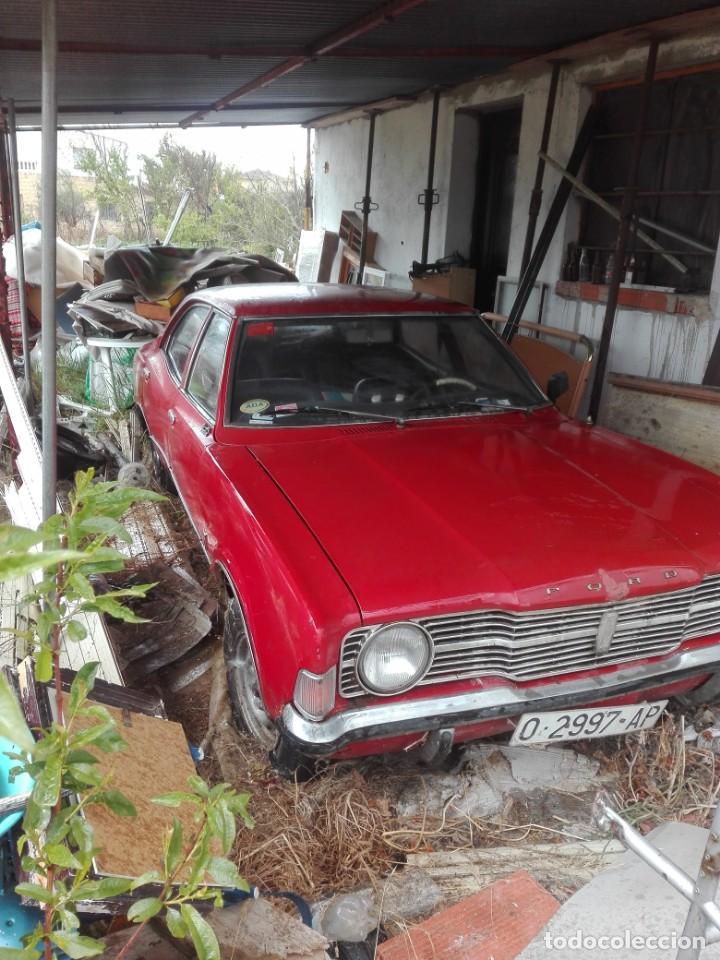 Coches: Automóvil Ford cortina 1300 matriculado año 1971 - Foto 5 - 191489941