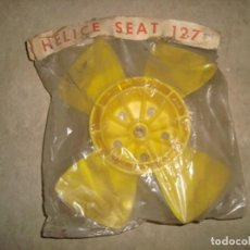 Coches: HELICE VENTILAR SEAT 127 NUEVO. Lote 162509346