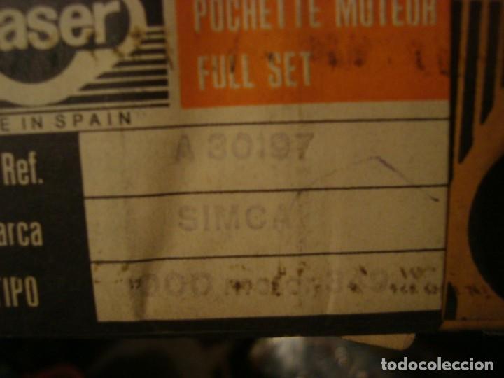 Coches: juego motor simca 1000 ver foto referencia nuevo - Foto 2 - 162514994