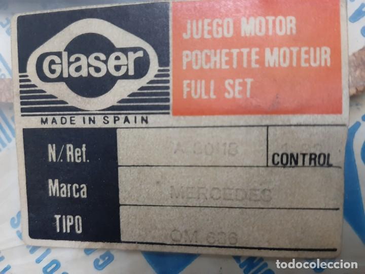 Coches: juego motor para mercedes , ver foto de modelo y referencia - Foto 2 - 162582034