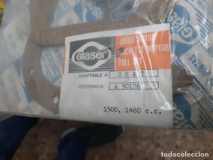 Coches: juego motor seat 1500 , ver foto de referencia nuevo - Foto 2 - 162582110