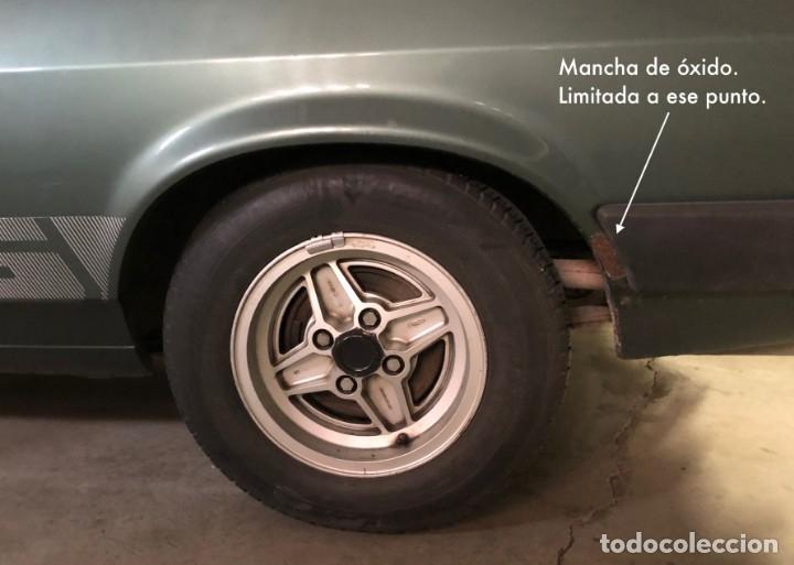Coches: Ford Capri 2.0S 1982 Matrícula vehículo histórico - Foto 12 - 117035123