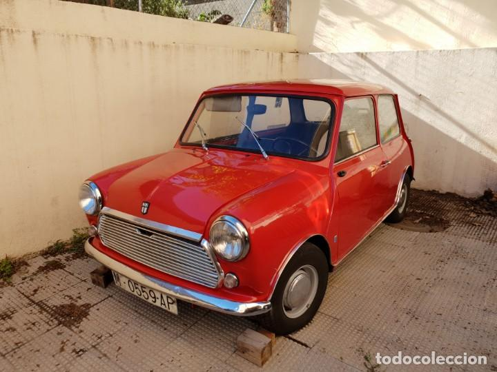 Coches: Mini 850 de 1975 - Foto 4 - 170539972