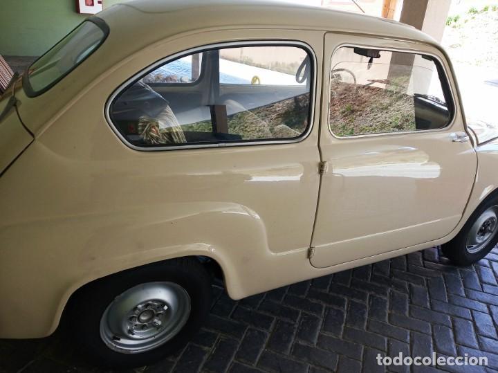 Coches: COCHE CLASICO - SEAT 600 D MIRABRAGAS - AÑO 1967 - Foto 9 - 170969002