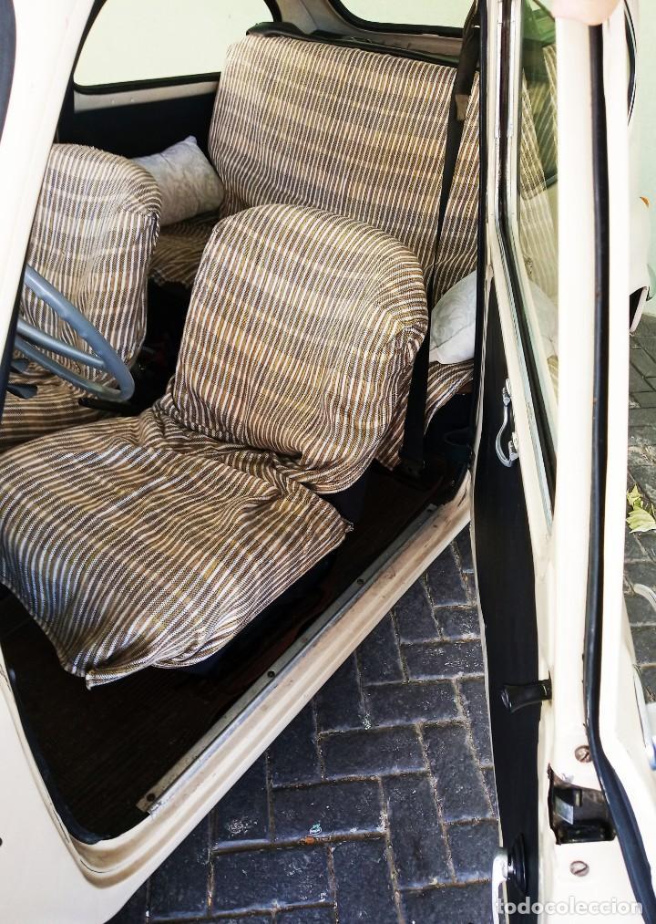 Coches: COCHE CLASICO - SEAT 600 D MIRABRAGAS - AÑO 1967 - Foto 11 - 170969002