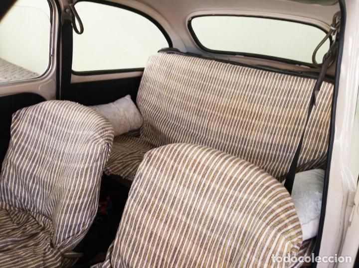 Coches: COCHE CLASICO - SEAT 600 D MIRABRAGAS - AÑO 1967 - Foto 22 - 170969002