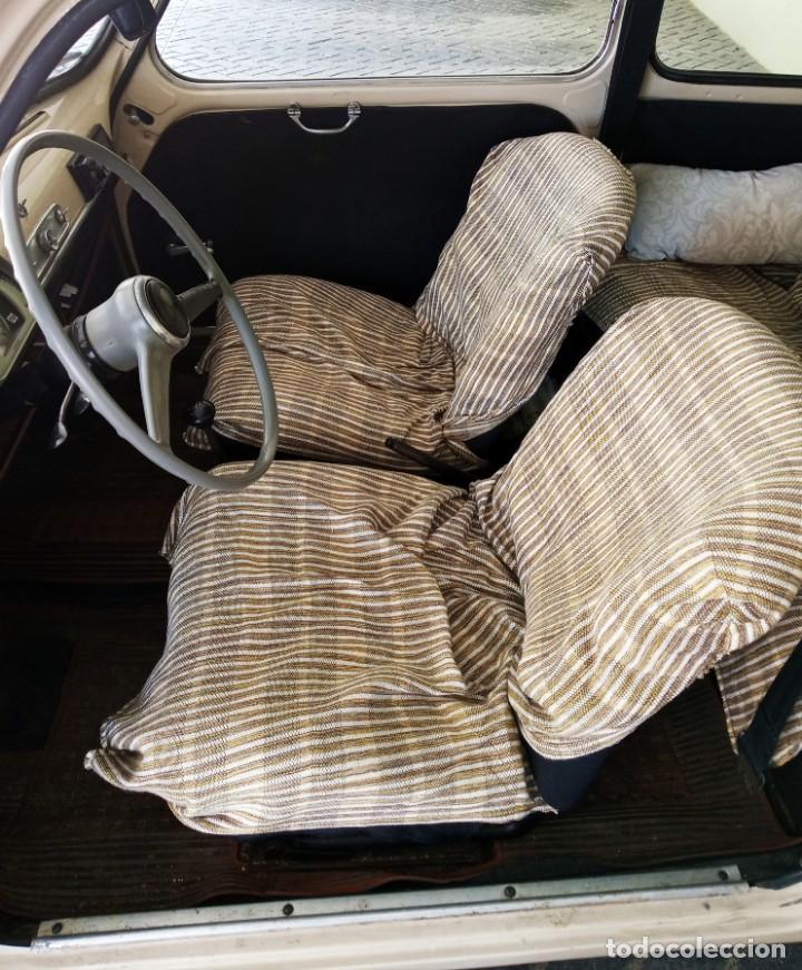 Coches: COCHE CLASICO - SEAT 600 D MIRABRAGAS - AÑO 1967 - Foto 23 - 170969002
