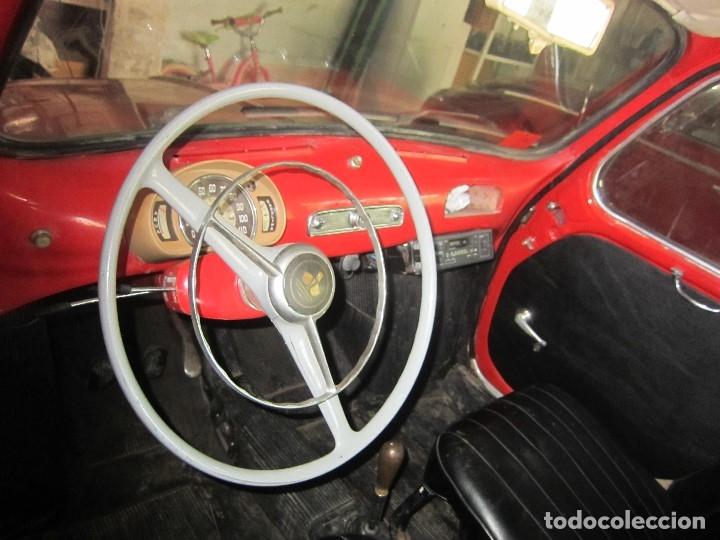 Coches: SEAT 600 CLASICO DEL 1961 DE LOS PRIMEROS SE ACEPTAN OFERTAS RAZONABLES MEJOR VER - Foto 6 - 175536888