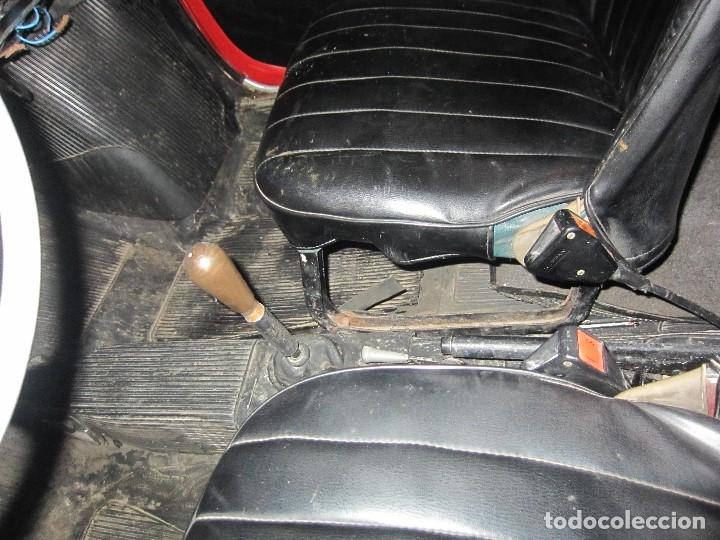 Coches: SEAT 600 CLASICO DEL 1961 DE LOS PRIMEROS SE ACEPTAN OFERTAS RAZONABLES MEJOR VER - Foto 8 - 175536888