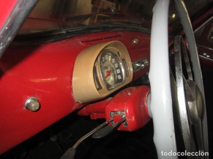 Coches: SEAT 600 CLASICO DEL 1961 DE LOS PRIMEROS SE ACEPTAN OFERTAS RAZONABLES MEJOR VER - Foto 9 - 175536888