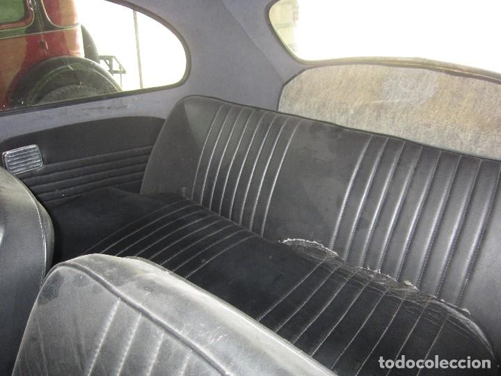 Coches: VOLKSWAGEN CLASICO ESCARABAJO BEETLE DEL 1961 DE LOS PRIMEROS SE ACEPTAN OFERTAS RAZONABLES - Foto 10 - 175537093