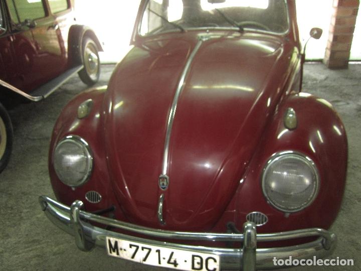 VOLKSWAGEN CLASICO ESCARABAJO BEETLE DEL 1961 DE LOS PRIMEROS SE ACEPTAN OFERTAS RAZONABLES (Coches y Motocicletas - Coches Clásicos (a partir de 1.940))