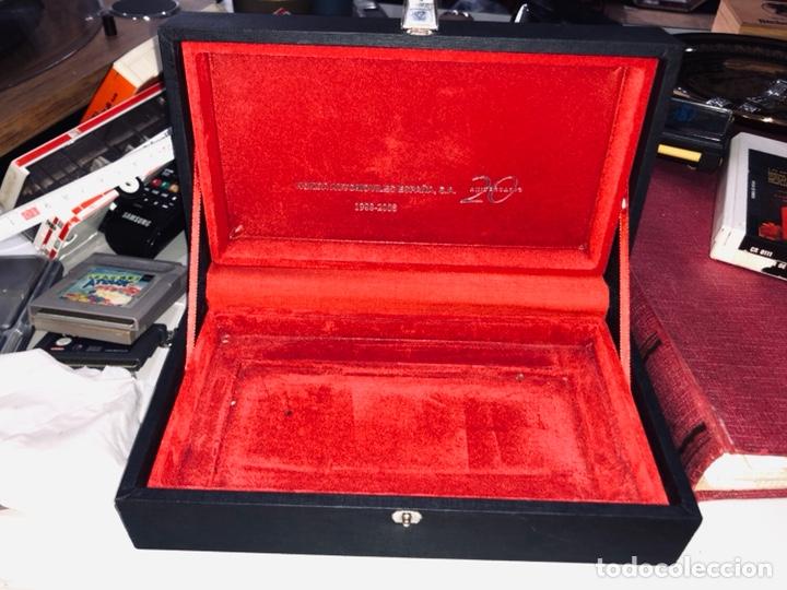 Coches: Alta colección- coche certificado de calidad de bronce con 2 baños de plata de ley - serie limitada - Foto 9 - 178113767
